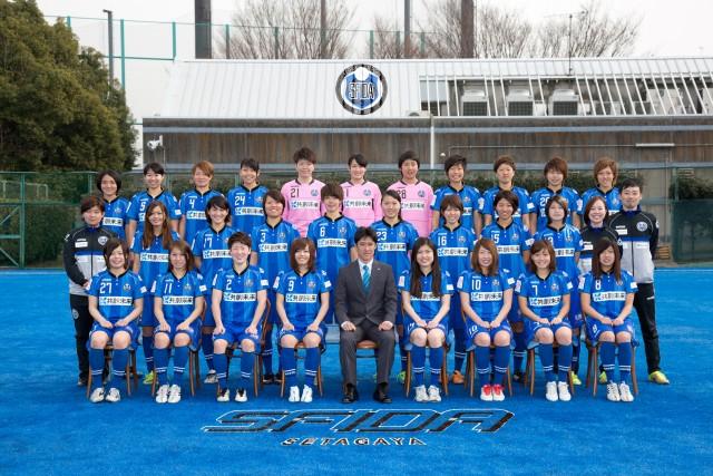 スフィーダ世田谷FC_集合写真