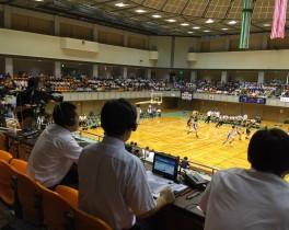 神奈川の高校バスケットボールチームの頂点が決定!