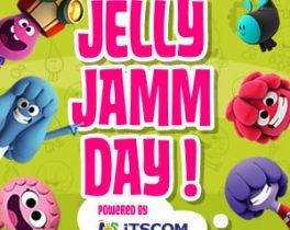 人気アニメ 「JELLY JAMM」 が二子玉川にやってくる!