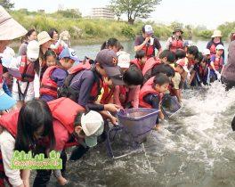「とどろき水辺の楽校 開校式」を取材しました!(地域ニュース)