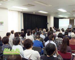 「第10回川崎市聴覚障害者情報文化センターまつり」を取材しました!(地域ニュース)