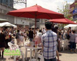 「第2回コスギオープンカフェ」を取材しました!(地域ニュース)