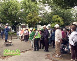 「中丸子東町会防災訓練」を取材しました!(地域ニュース)