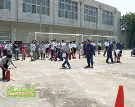 「中原中学校避難所運営会議防災訓練」を取材しました!(地域ニュース)