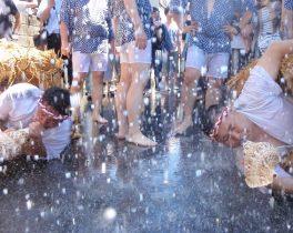 荒縄でグルグル巻きの奇祭!約700年の歴史『水止舞(みずどめのまい)』
