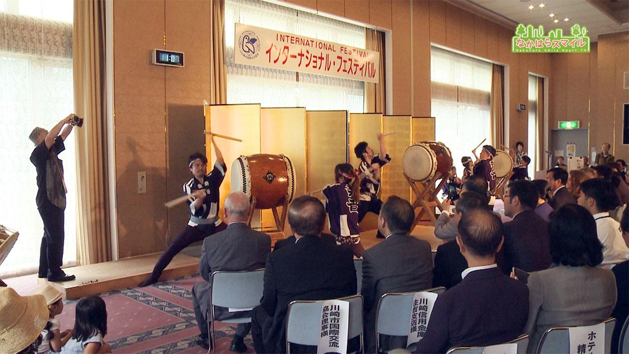 インターナショナルフェスティバル in カワサキ