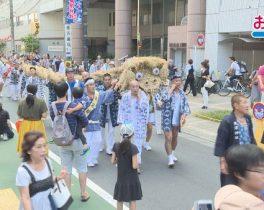 奥澤神社伝統行事「大蛇のお練り」 ほか 9/20放送内容