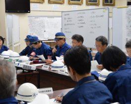 災害対応力向上を目指して~世田谷区災害対策本部運営訓練等を実施~