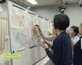 「川崎市聴覚障害者災害訓練」を取材しました!