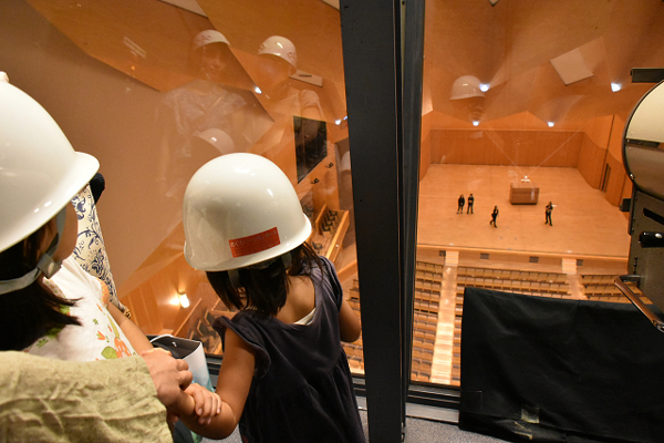 開館15周年記念『めぐろパーシモンホールオープンデー』