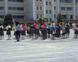 川崎市立犬蔵中学校創立40周年記念わいわいフェスティバル