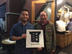 KANAME_モトさんと店長