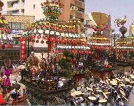 けーぶるにっぽん祭・JAPAN【11月は富山・高岡 千葉・横芝光を紹介します】