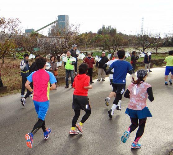 マラソン追加①