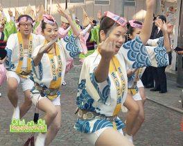 「第11回新丸子阿波踊り」を取材しました!