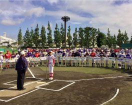 「川崎ケーブルテレビ杯 第28回川崎市学童軟式野球大会 決勝」