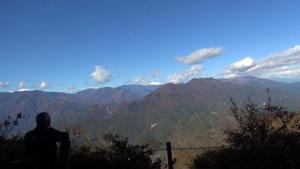 富士近辺の紅葉と身延山を訪ねて