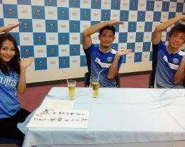 2014-7-31 井川選手×中澤選手-1