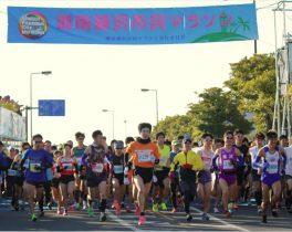 第8回 湘南藤沢市民マラソン2018 生中継