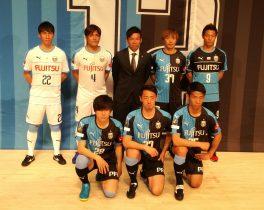 7人の新加入選手と沖縄キャンプ。