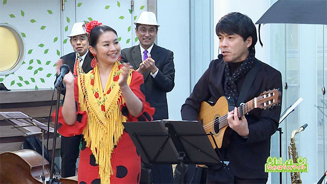 「おずっちょソング」制作発表記者会見
