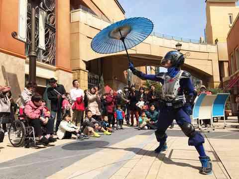 第4回 川崎・シネマ大道芸フェスティバル