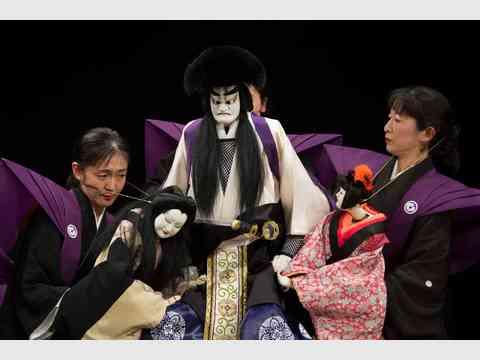 結成50周年記念 第8回 乙女文楽公演
