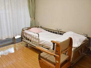 05宿泊コーナー(個室)の様子