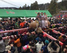 雪国の奇祭 ほだれ祭