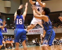 第56回 神奈川県高等学校総合体育大会 バスケットボール競技