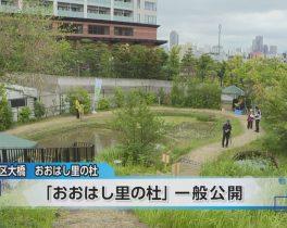 おおはし里の杜一般公開ほか6/19放送内容(10ch)
