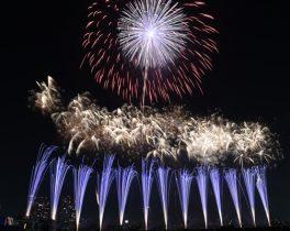 LIVE 大田区平和都市宣言記念事業「花火の祭典」