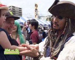 「インターナショナル・フェスティバル in カワサキ」を取材しました!