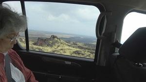 2017ハワイ島観光 ハワイ島は火山の島2