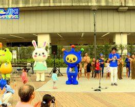 9月も野外でコムゾーダンス!【こずぎコアパークライブ編】