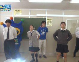 10月は高校生とコムゾーダンス【星槎国際高等学校編】
