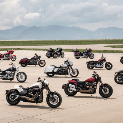 HARLEY-DAVIDSON MEET-UP FAIR vol.2