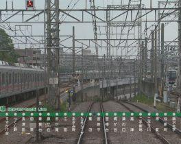 田園都市線・各駅停車 たまプラーザ~宮崎台  11/12~放送内容