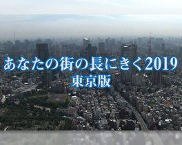あなたの街の長に聞く2019~神奈川版・東京版~