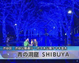 青の洞窟 SHIBUYAほか12/3放送内容(11ch)