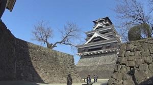 熊本城駆け足散歩