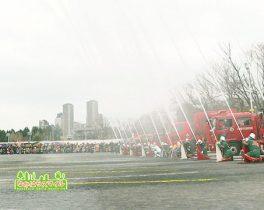 「平成31年中原地区消防出初式」を取材しました!