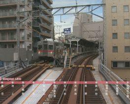池上線・各駅停車 戸越銀座~五反田 3/18~放送内容