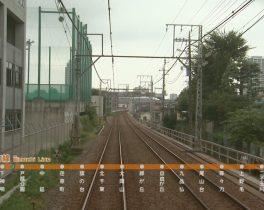 大井町線・各駅停車 中延~大井町 2/11~放送内容