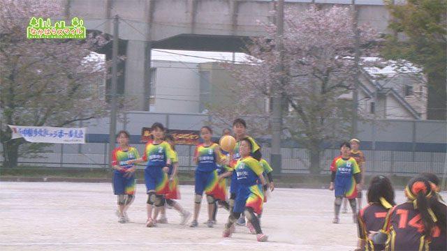 中原区子ども会連合会 春季ドッジボール大会