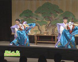 「乙女文楽 公演」を取材しました!