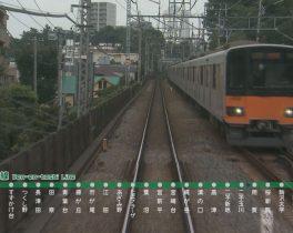 田園都市線・急行 二子玉川~三軒茶屋 7/29~放送内容