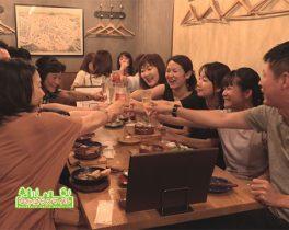 「ふらっと1000Bero in 武蔵新城」を取材しました!