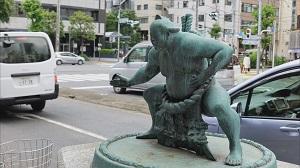 江戸古地図で巡る東京の街並み両国編
