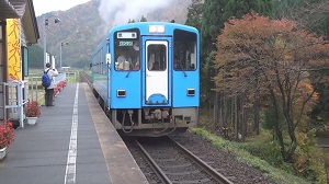秋田内陸線の旅
